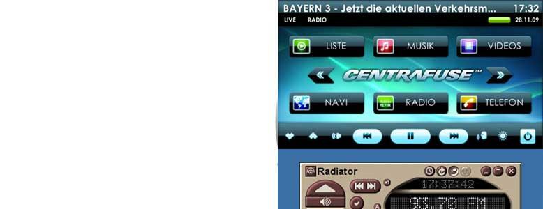 CarTFT FM