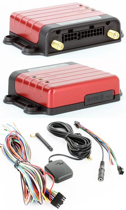 GlobalSat TR-600 AVL Tracker (GPS/GSM, Motion-Sensor, Multiple I/O, SMS/TCP/UDP/HTTP)